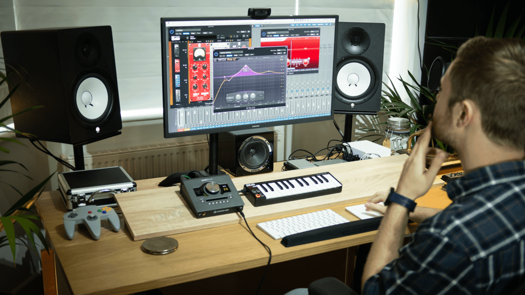 How to Set-up a Home Studio